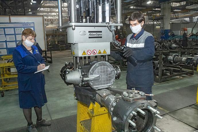 Автозавод «Урал» намерен уделить больше внимания подготовке и адаптации персонала